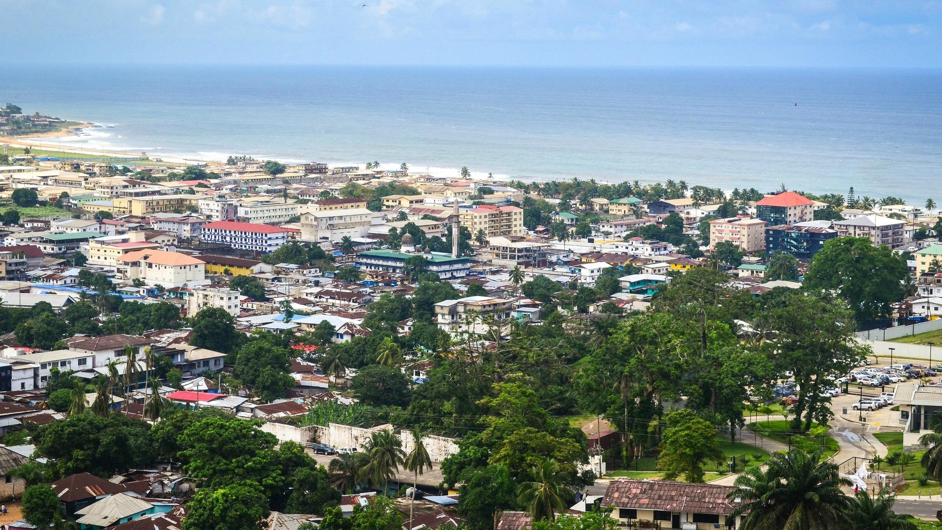 WELCOME TO LIBERIA