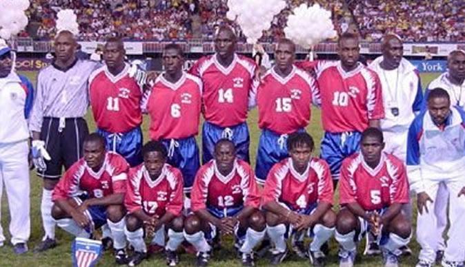 The Liberia National Football Team