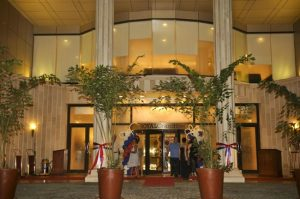 Royal Grand Hotel offers accommodations in Monrovia