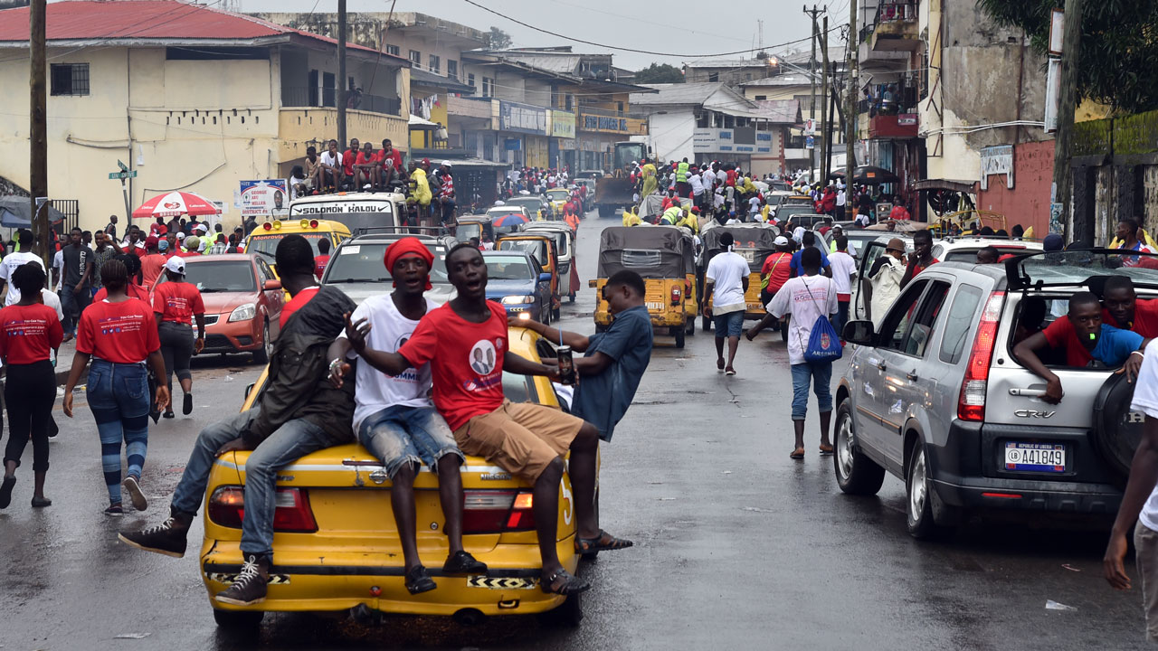 About Liberia