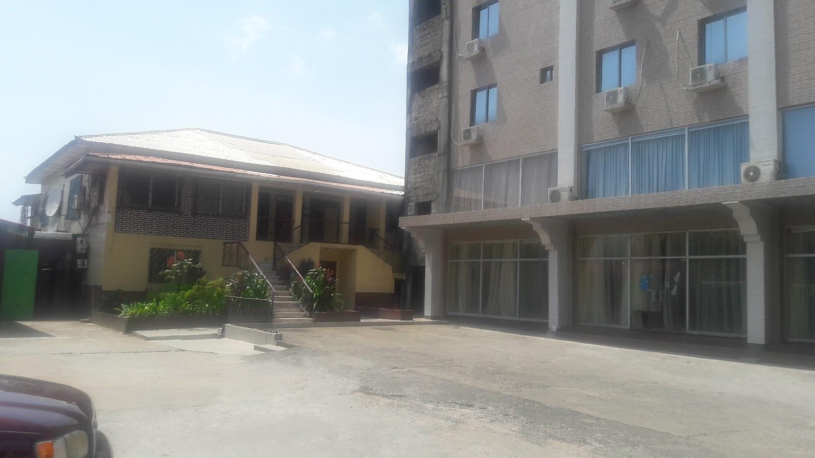 Corina Hotel – Liberia