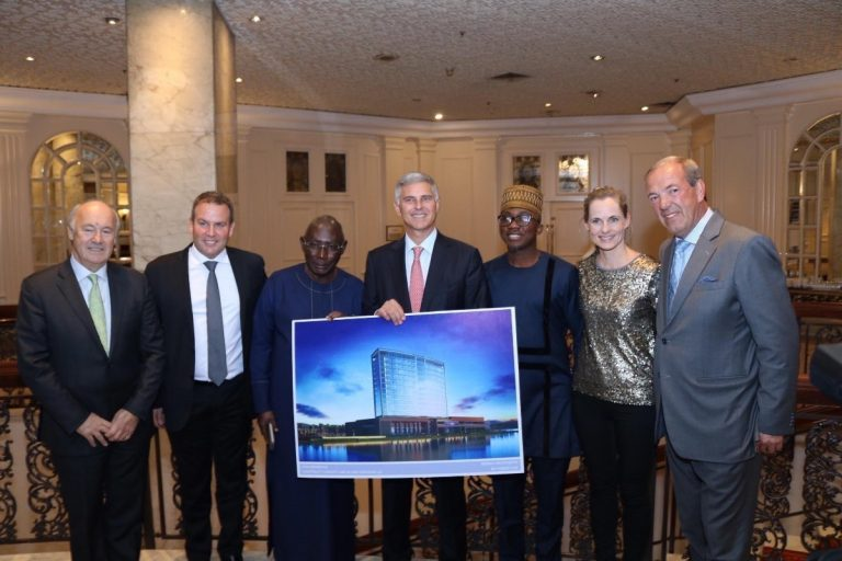 Hilton Hotels & Resorts brand to the capital city of Liberia