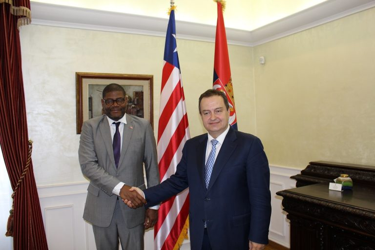The Ministry of Foreign Affairs/Embassies-Liberia