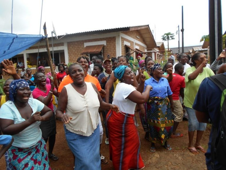 The  People of Liberia
