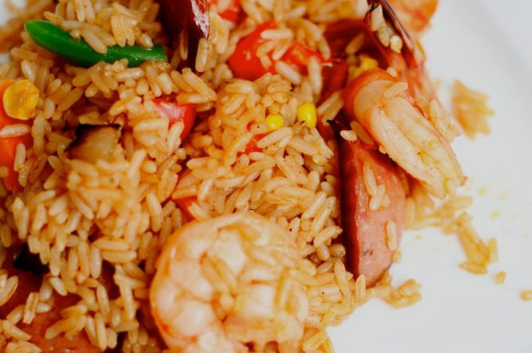 Liberian Jollof Rice- The Best in Africa
